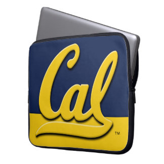 Cal Logo Computer Sleeves