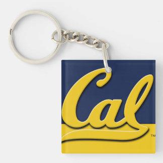 Cal Logo Key Ring