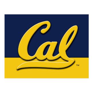 Cal Logo Postcard