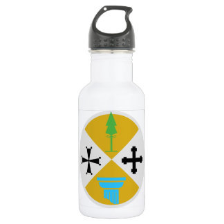 Calabria (Italy) Coat of Arms 532 Ml Water Bottle