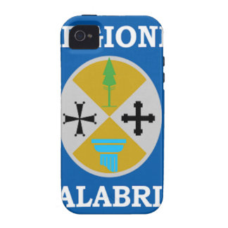 Calabria (Italy) Flag iPhone 4 Cover