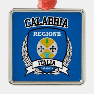 Calabria Metal Ornament