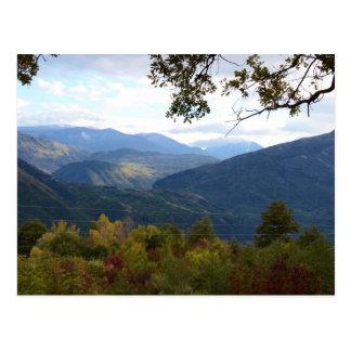 Calabria Panorama Postcard