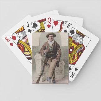 Calamity Jane 1895 Playing Cards