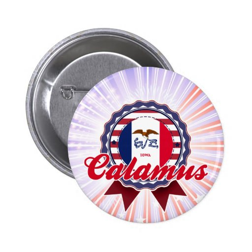 Calamus, IA Buttons