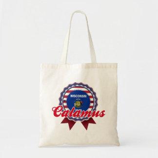 Calamus, WI Canvas Bag