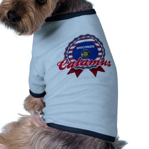 Calamus, WI Pet Clothes