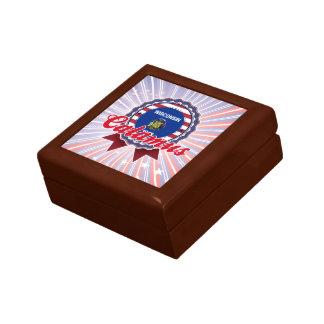 Calamus, WI Trinket Boxes