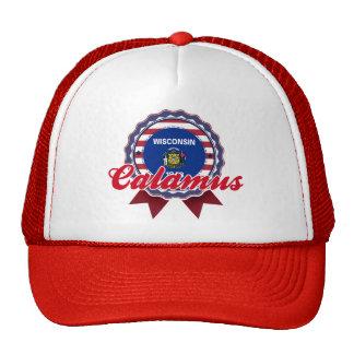 Calamus, WI Hat