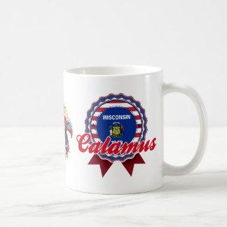 Calamus, WI Coffee Mugs