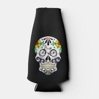 Calavera - Sugar Skull Cruiser Bike Bottle Cooler