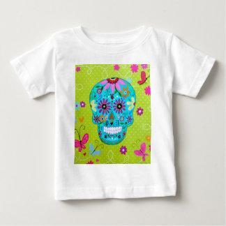 CALAVERA_SUGAR SKULL II BABY T-Shirt