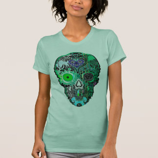 Calavera, Sugar skulls T-Shirt