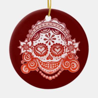 Calaveras Ornament