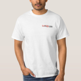 CalBQue small logo Shirts