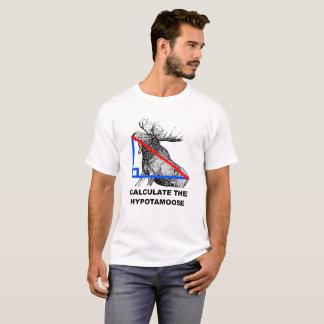 Calculate the Hypotamoose Funny Tshirt