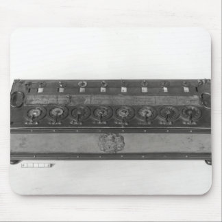 Calculating Machine invented Mouse Pad