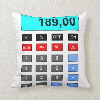 calculator cushion