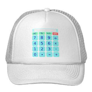Calculator Hat