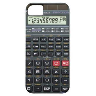 Calculator iPhone 5 Cover
