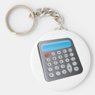 Calculator Key Ring