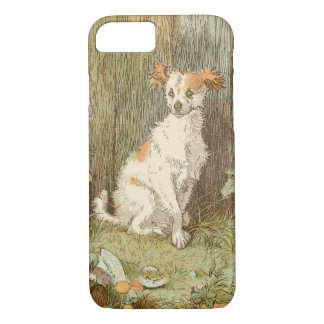Caldecott's Crazy Mutt Dog Phone Case
