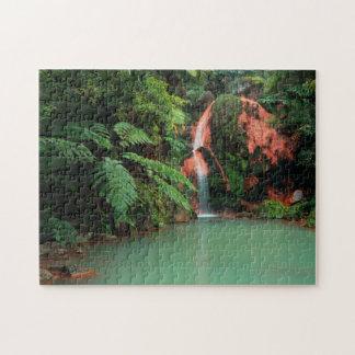 Caldeira Velha Park, Azores Jigsaw Puzzle
