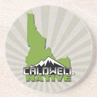 Caldwell Idaho Native Idahoan Hometown USA Coaster
