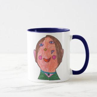 Caldwell-Max F Mug
