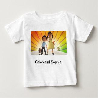 Caleb and Sophia shirt