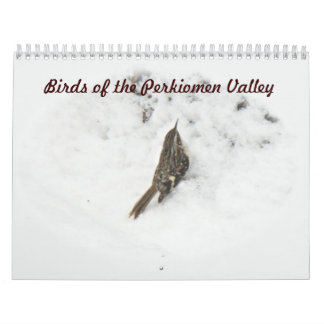 Calendar - Birds of the Perkiomen Valley