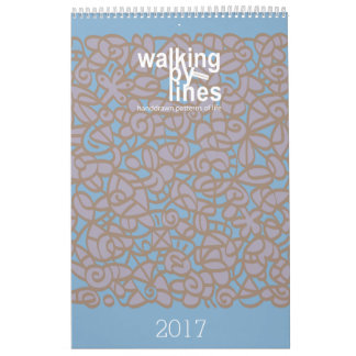 Calendar, calendar, 2017, franc le Pair, Art Wall Calendars