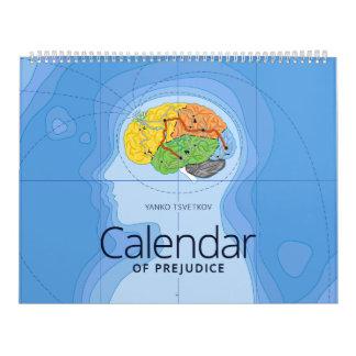 Calendar of Prejudice