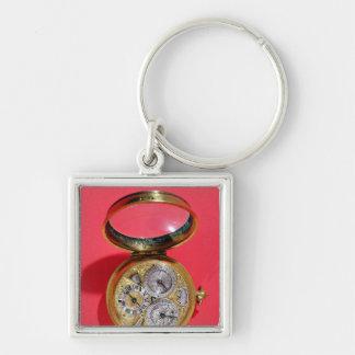 Calendar watch, c.1690 keychain