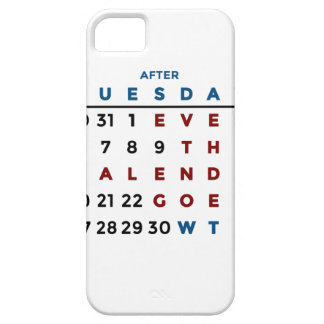 Calendar What The WTF Case For The iPhone 5