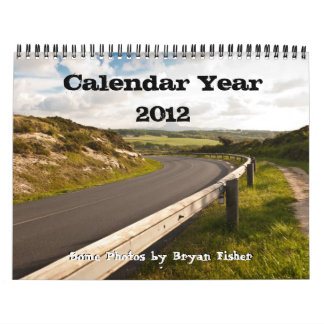 Calendar Year 2012, Bryan Fisher