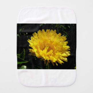 Calendula Gold Burp Cloth