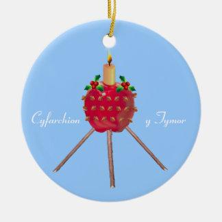 Calennig Ornament