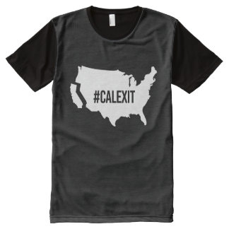 Calexit -- -  All-Over print T-Shirt