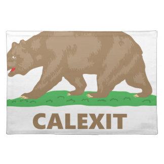 Calexit Placemat