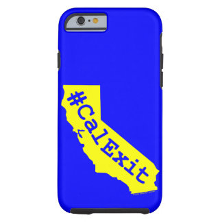 CalExit Tough iPhone 6 Case
