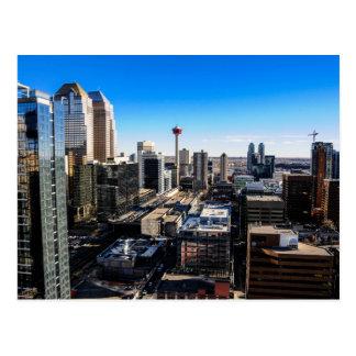 Calgary, Alberta, Canada Postcard