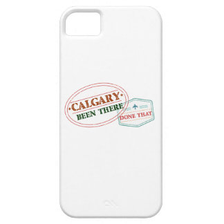 Calgary Been there done that iPhone 5 Cover