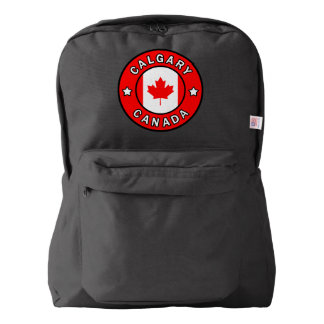 Calgary Canada Backpack