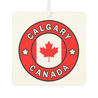 Calgary Canada Car Air Freshener