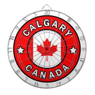 Calgary Canada Dartboard