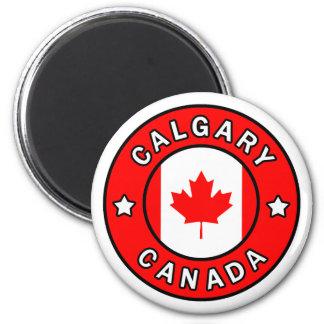 Calgary Canada Magnet