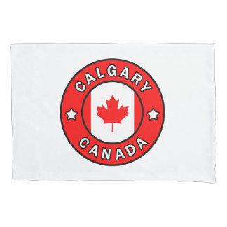 Calgary Canada Pillowcase