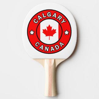 Calgary Canada Ping Pong Paddle