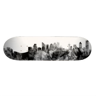 Calgary Canada Skyline Skateboards